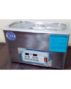 Avi Ultrasonic Cleaner Tank Cap. 1.5 Ltrs