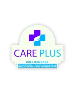 Care Plus Roll Bandage 10cm