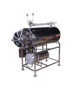 Innotech Semi-Automatic Horizontal Cylindrical High-speed Autoclave