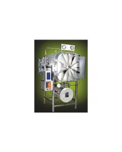 Star Techno Rectangular Horizontal Autoclave (STE-003)- Size: 810 Liter