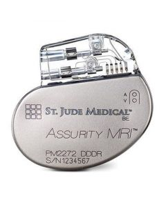 St. Jude Pacemaker MRI Dual Chamber DDDR Assurity MRI (PM2272)
