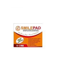 Smilepad Advance Anion Technology Cottony Sanitary Napkin