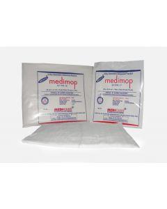 Medica Medimop X-Ray Detectable Abdominal Pad B.P. Sterile 25 cm x 25cm x 8 ply ,5 Pcs