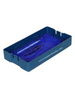 Medium Deep Tray with silicon mat