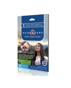 Nasofilters (Pack of 24 Units)
