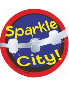 NAVADHA SPARKLE BRACES STICKERS