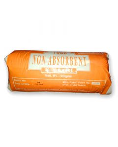 Jaycot Non Absorbent Cotton 400 Gm Nett