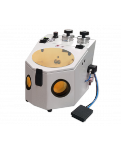 OMEC Sand Blaster - 2 Sand-Container, Built in Suction (BETA.2.00)