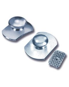 Ortho Classic Weldable Buttons - Flat