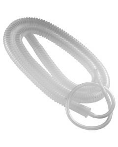 Buffalo Filter PlumeSafe Filtration Tubing Set PSFTS05 (Non Sterile) (Vacuum/Suction Tubing 7/8 in (22mm) x 6 ft (1.8 m))