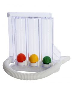 Raxon 3 Ball Spirometer