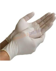 Latex sterile gloves size:7.5