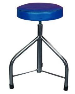 SBE Revolving Stools (Full SS Cushion Top)