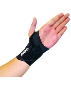 Sego Wrist Wrap with Thumb Loop (XL)