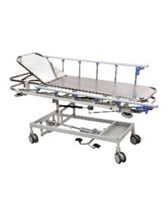 Sigma Emergency Trolley Hydraulic S.S. Top Royal -SM-4000