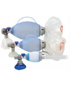 Ambu Oval Silicone REUSABLE SILICONE RESUSCITATOR (Adult)
