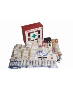 ST JOHNS First Aid Industrial Kit Large - Metal Box - SJF M1