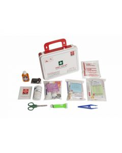 ST JOHNS First Aid Workplace Kit Medium - Plastic Box - SJF P4