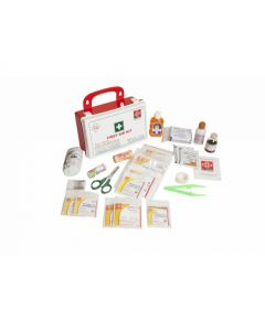 ST JOHNS First Aid Workplace Kit Small - Plastic Box - SJF P5