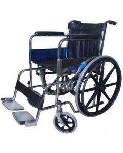 Surgihub Non Folding Wheelchair