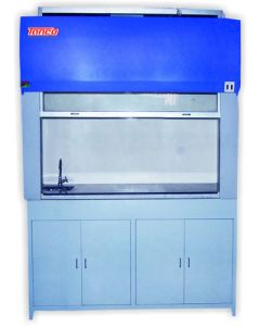Tanco Fume hood Wooden Laminated 5'*2'*2'