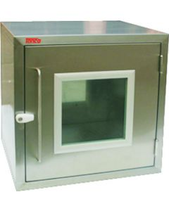"""Tanco Pass box Dynamic  Stainless Steel   24""""*24"""""""