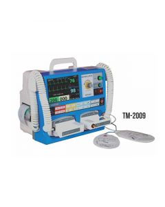 Technocare Defibrillator monitor TM- 2009 (300 J Optional )