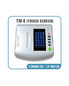 Technocare 6 Channel ECG Machine TM-6
