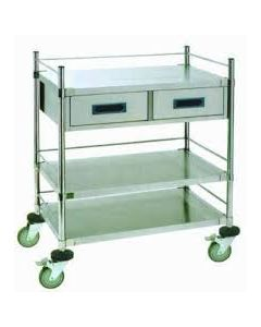 Try Elevation Hospital  Instrument Trolley - 03