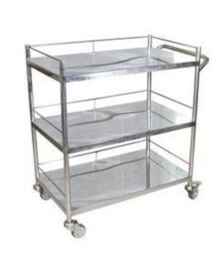 Try Elevation Hospital  Instrument Trolley - 02