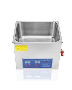 Unicorn Denmart Ultrasonic Cleaner 10 Ltr With Digital Display (Metal Body)