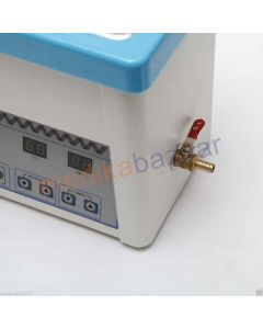 Ultrasonic cleaner 5 ltr stainless steel