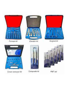 Waldent New Clinic Setup Instrument Package
