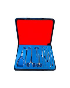 Waldent Wal-Oral Surgical Kit of 10
