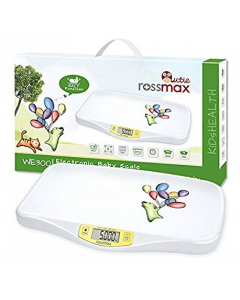Rossmax Super Slim Personal Weighing Machine (Baby Scale), WE300