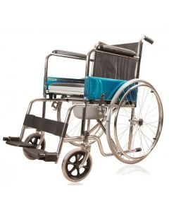 "Wheel Chair Folding 6"" Indian"
