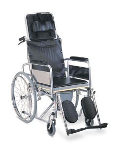 Wheel Chair Imp With Com 609