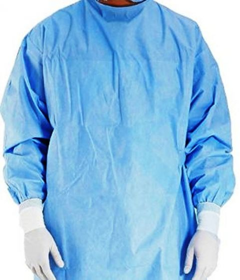 Bellcross Disposable Disposable Laminated Gown BCI-007_00