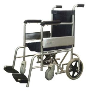 Eras Wheel Chair (Folding) (SS 304) SS3-0032