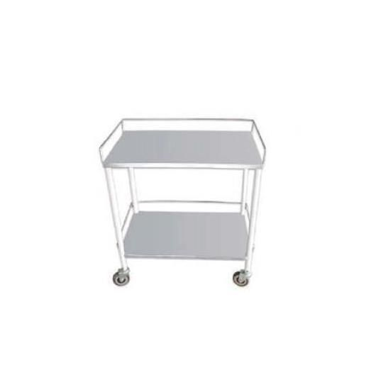 "Acme Instrument Trolley ACME 2083, 18"" x 24"" (M.S.)"