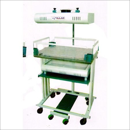 Doctroid PHT Double Surface With Trolley