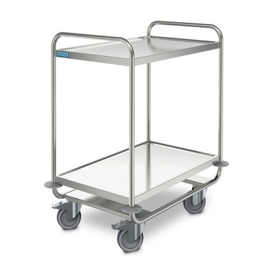 Hupfer Heavy-Duty Serving Trolley (SSW 8x5/2)