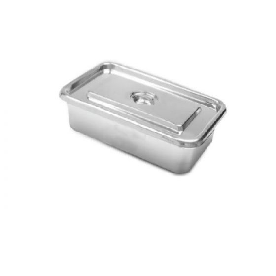 SAM Surgical Surgical Tray (With Cover) - 10 x 8 inch