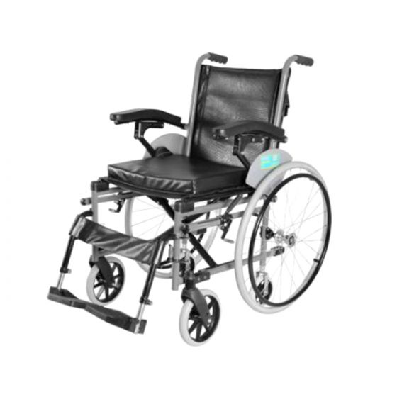 Vissco Imperio Wheelchair with Removable Big Wheels 2938