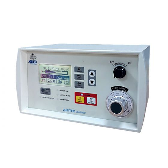 ALLIED MEDICAL Jupiter Ventilator with compressor