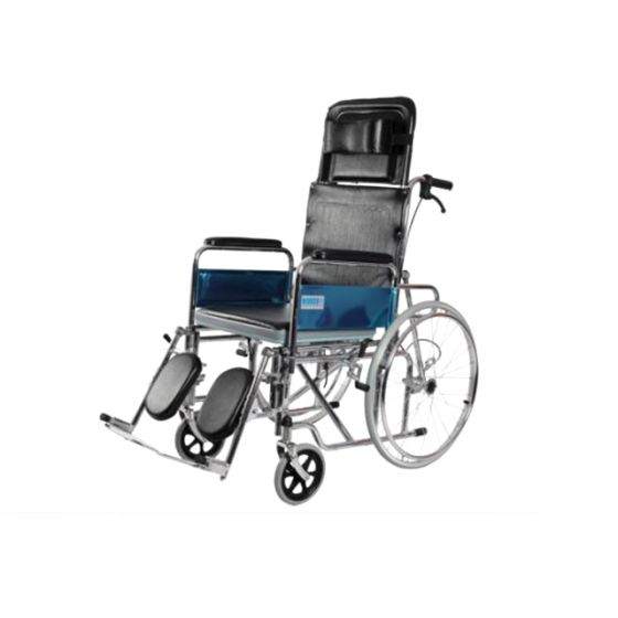 Vissco Rodeo Ext Reclining Wheelchair With Spoke Wheel 9993
