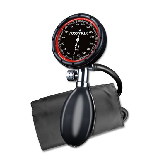 Rossmax Palm Type Sphygmomanometer(without stethoscope)  GD101