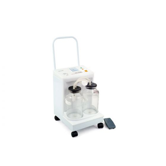 Yuwell Suction Apparatus Double Bottle 7A-23D (Electric Suction)