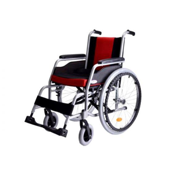 Vissco Superio Aluminium Wheelchair With Fix Wheels 2967