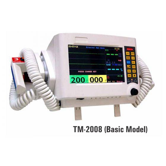 Technocare Bi- Phasic Defibrillator Monitor TM-2008